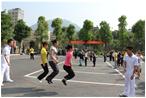 2014年4月15日安溪酒店春季趣味运动会