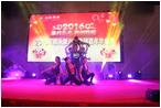 2015年度和记游戏兴业集团嘉年华盛典